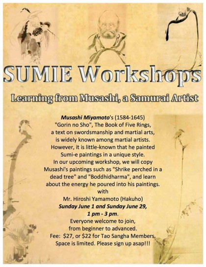 Musashi Workshop